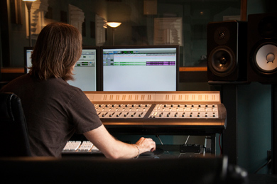 Post production services - Music scoring