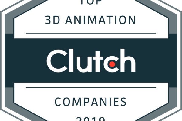 Clutch 3D animation companies 2019